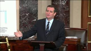 Sen. Cruz: The Budget Deal Is a Corrupt Betrayal of the American People