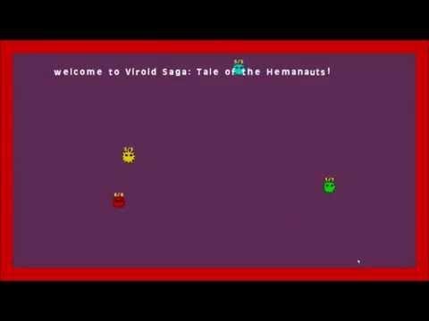 """Viroid Saga - Tale of the Hemanauts!"" Presentation Video"