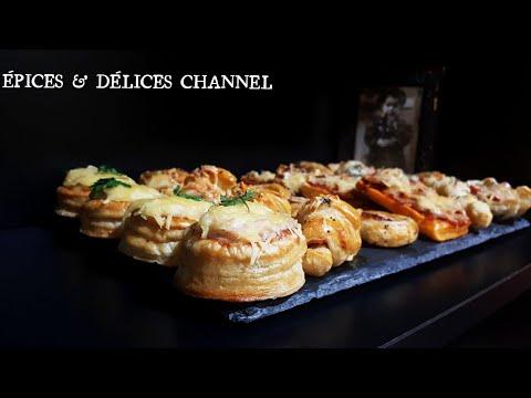 6-#recettes-d'apero-dinatoire-faciles-et-rapides/amuse-bouches-pour-apéritif-[vf]تشكيلة-#مملحات-سهلة