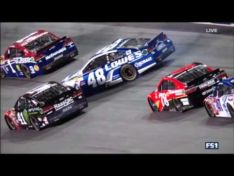 NASCAR Crashes , Can-Am Duels / Nextra Energy 250 2/18 - 2/19/2016 (Live HD)