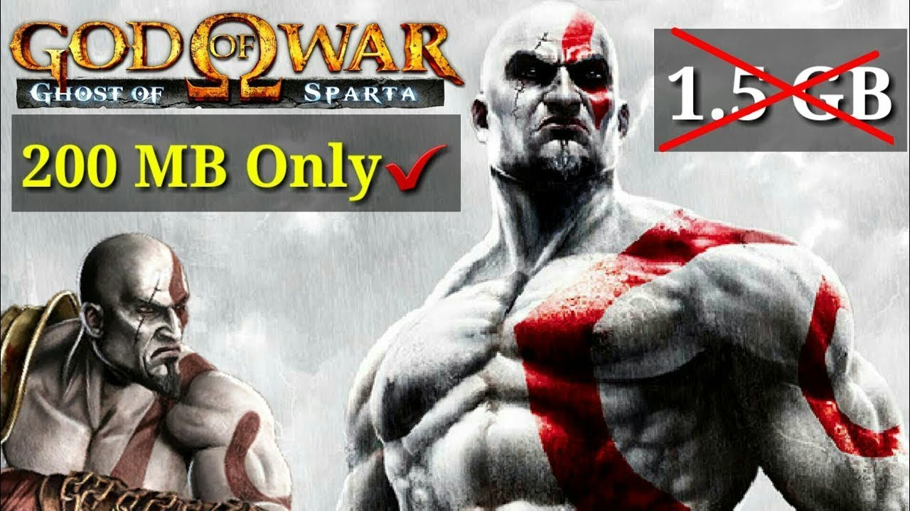 god of war ghost of sparta psp rom
