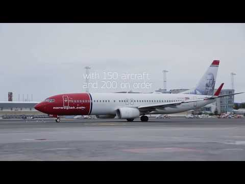 Norwegian airlines - partnership with Amadeus
