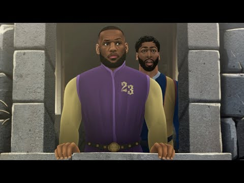 NewJack - The LeBron-AD Trade Deadline Madness 😲 | Game Of Zones