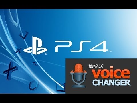 PS4 - trolling people with voice changer | Se7enSins Gaming Community