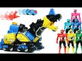 미니특공대 공룡자동차 출동기지 아르젠베이스 슈퍼공룡파워 변신로봇 Miniforce Dinosaur ...