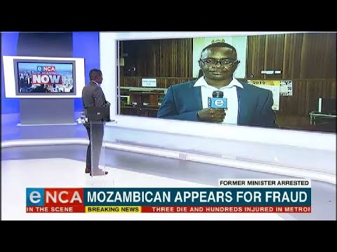 Former Mozambican minister fraud case postponed