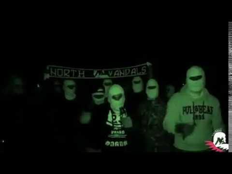 message north vandals a dodgers // ميساج  الرعب فاندالز  للدودجرز