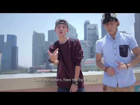 Clean & Green Singapore 2014 Theme Song - Mother Nature's Cry (90 sec)