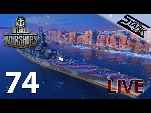 World Of Warships - 74.Rész (Uss Salem, Roma, Duke Of York) - Stark