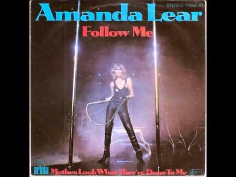 Amanda Lear - Follow Me (Part 1 & 2) - Disco 1978