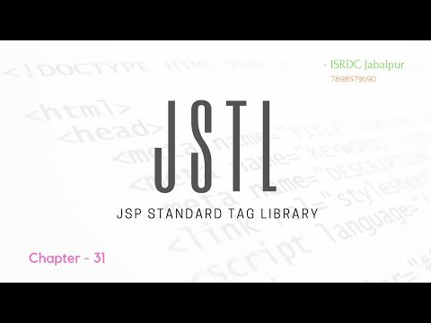JSTL ~ PART - 31 ~ C:url With Var And Scope