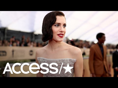 Allison Williams Dishes On Her Stunning Glam Gown At The 2018 SAG Awards | Access