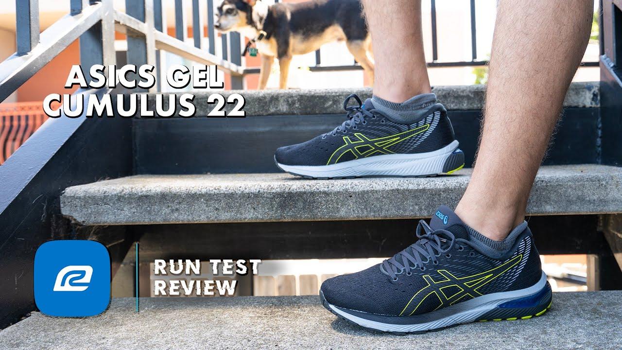 ASICS Gel Cumulus 22 Shoe Review | The