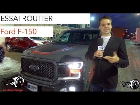Ford F- - - Essai Routier - Français