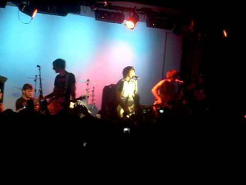 coffee shop soundtrack - all time low adelaide the gov