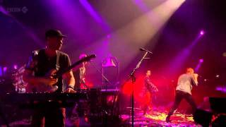 Coldplay Viva La Vida (Glastonbury 2011)_(720p)