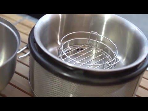 Grilltipp: der COBB-Grill