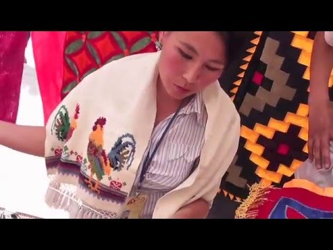 Textile Tradition in Uzbekistan