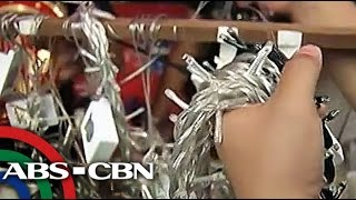 TV Patrol: Higit 800 substandard Christmas lights, kinumpiska