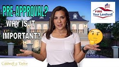 Mortgage! What is a pre approval? [Highland Real Estate Agent]  Pre approved!