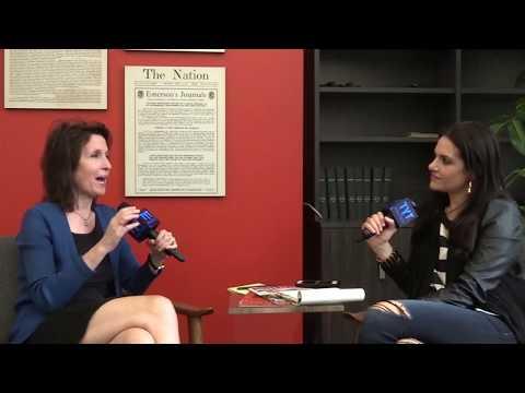 Katrina vanden Heuvel Interview with Nomiki Konst Of TYT Politics