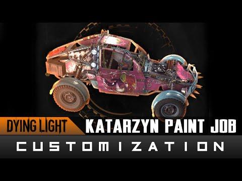 Dying Light: The Following - Katarzyn Paint Job Location Guide