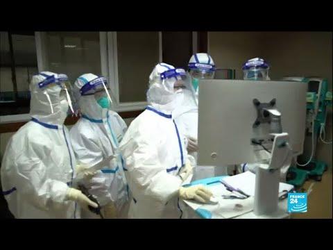 Coronavirus: les infirmiers de Wuhan, épuisés par leurs conditions de travail