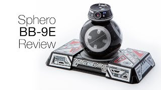 Star Wars Sphero BB-9E review
