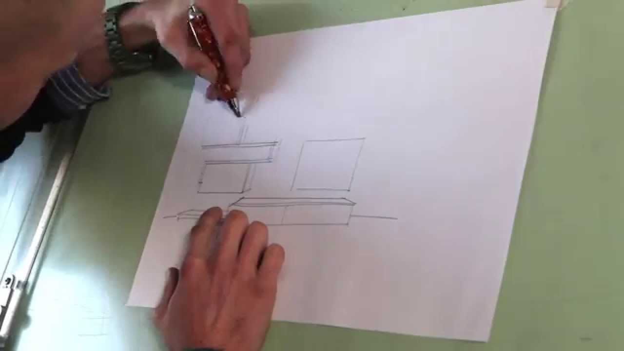 Progettazione e disegno a mano libera by Fimar  mobili