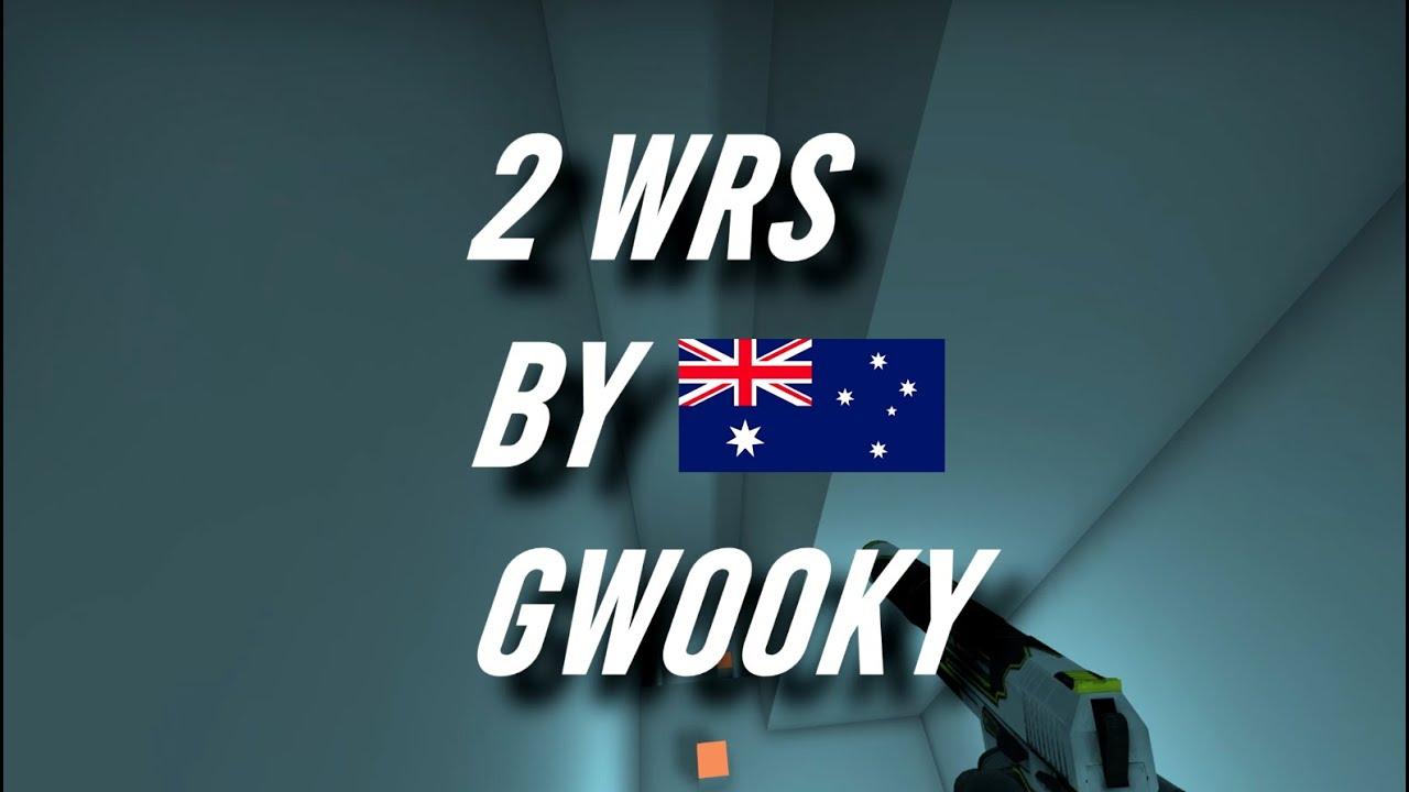 [CS:GO KZ] 2 World Records by Gwooky