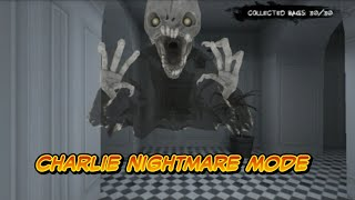 Eyes The Horror Game - Nightmare Mode With Charlie - Complete Gameplay