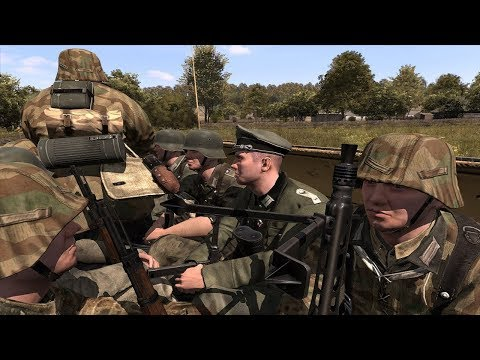 Most Realistic FPS Game about WW2 on PC ! Simulator Iron Front 1944