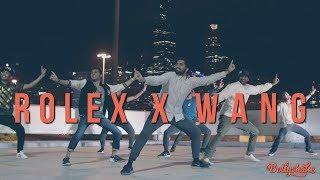 """Rolex X Wang"" | The MOD Project #Bollyshake"