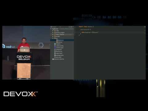 Modern web development using Aurelia by Harro Lissenberg