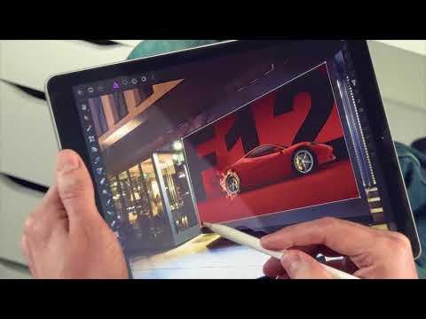 Affinity Photo for iPad - now with iOS 11 integration