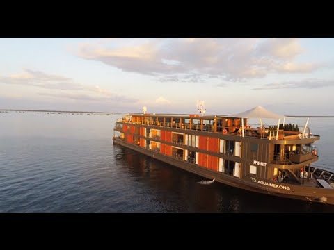 Mekong River Cruise: the Journey of a Lifetime
