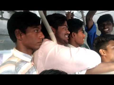 Nandanam Arts 54L route Thala song.. Arts Priyan
