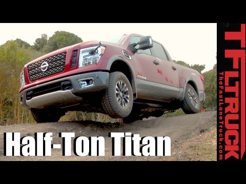 2017 Nissan Titan 1500 Ike Gauntlet Review: World's Toughest Towing ...