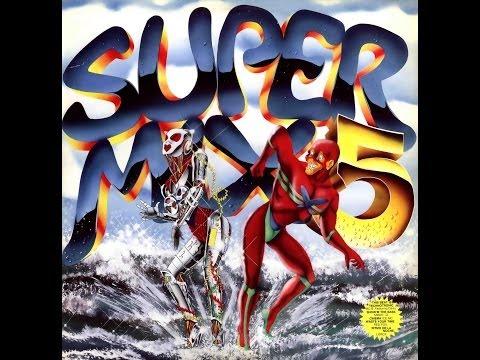 Supermix 5 Megamix 1990 By Vidisco PT