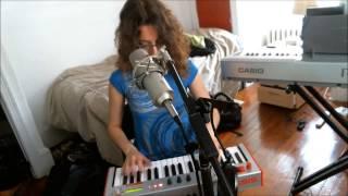 Katy Gray - Hold Me Tight  (Alesis Micron)