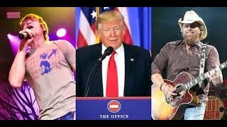 toby keith 3 doors down jennifer holliday to perform at trump inauguration