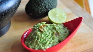 Guacamole Recipe - Mexican Avocado Dip