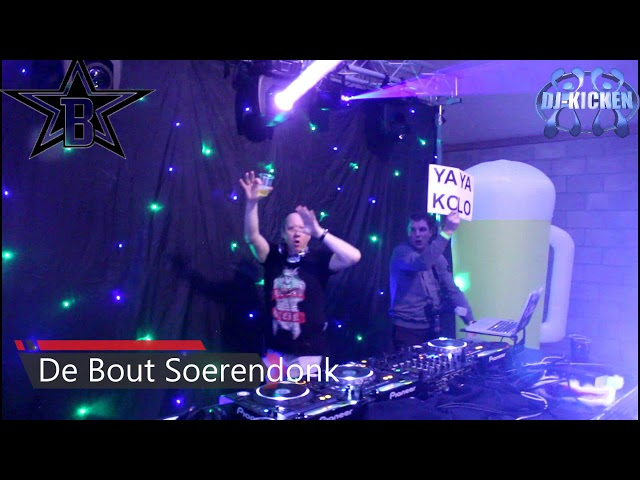 De Bout Soerendonk 2018-2019 New Years Eve DJ Kicken & Siem
