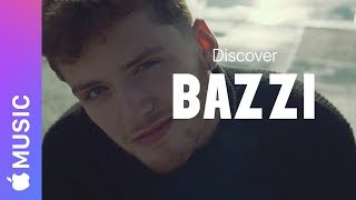 Apple Music— Up Next: Bazzi— Apple