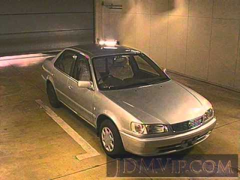 toyota corolla ae110 from youtube