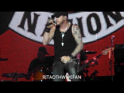 Brantley Gilbert Read Me My Rights London 2013