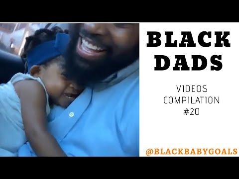 BLACK DADS Videos Compilation #20 | Black Baby Goals