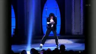 Michael Jackson  مايكل جاكسون ادهش الملايين بحركاته حصري HD New