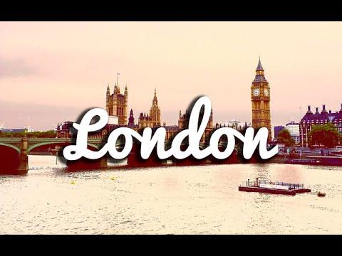United Kingdom, England Travel: London City Tour