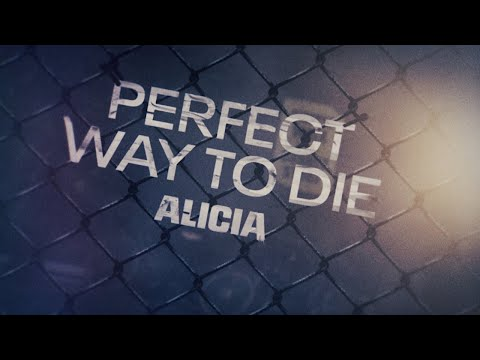 Alicia Keys - Perfect Way To Die (Official Lyric Video)